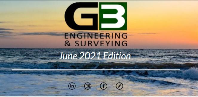 G3 Newsletter June '21 Edition