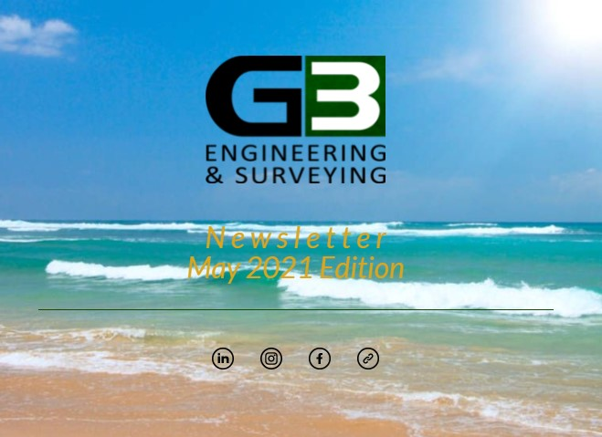 G3 Newsletter May Edition