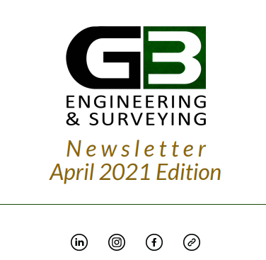 G3 Newsletter April Edition